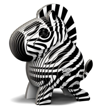 Zebra 3d Model Kit