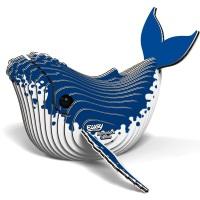Humpback Whale 3d Model Kit