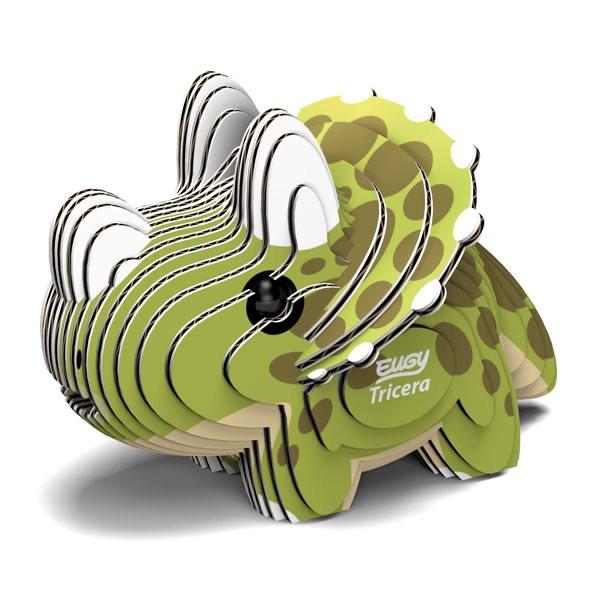 Triceratops 3d Model Kit