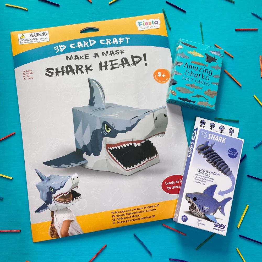 Sharks Gift Set