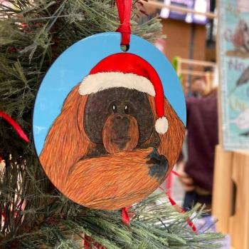 Amazing Animals Christmas decoration