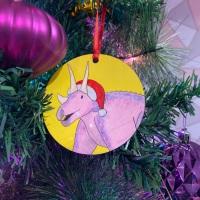 Amazing Dinosaurs Christmas Decoration