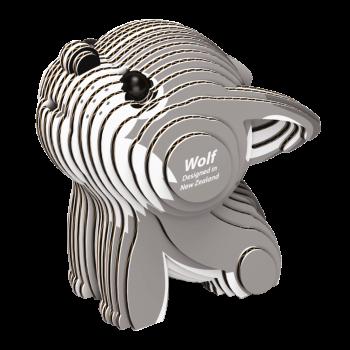 Wolf 3D Model Kit