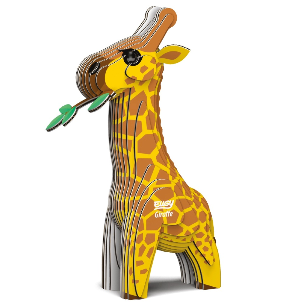 Giraffe 3D Model Kit