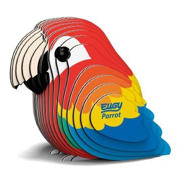 Parrot 3D Model Kit
