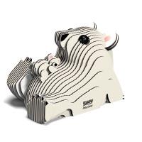 Polar Bear 3D Model Kit