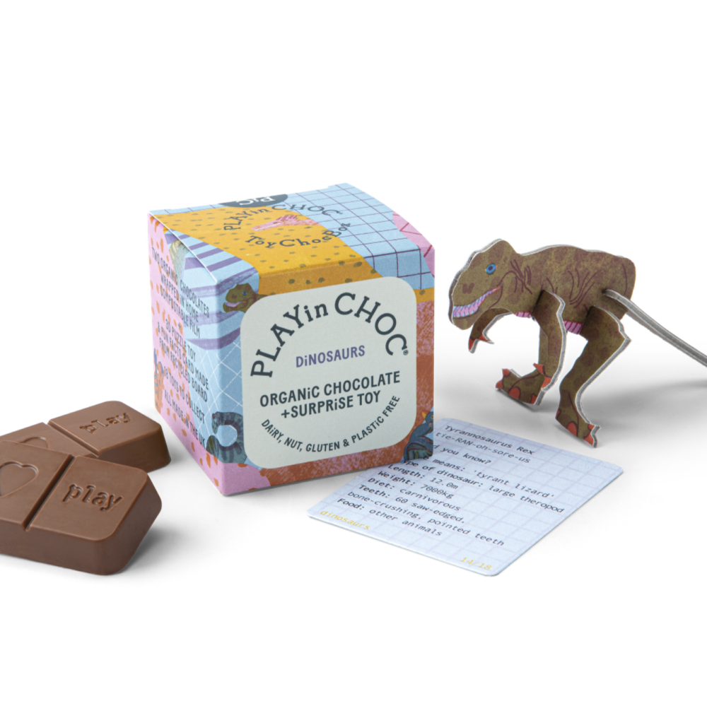 Play in Choc - Dinosaurs