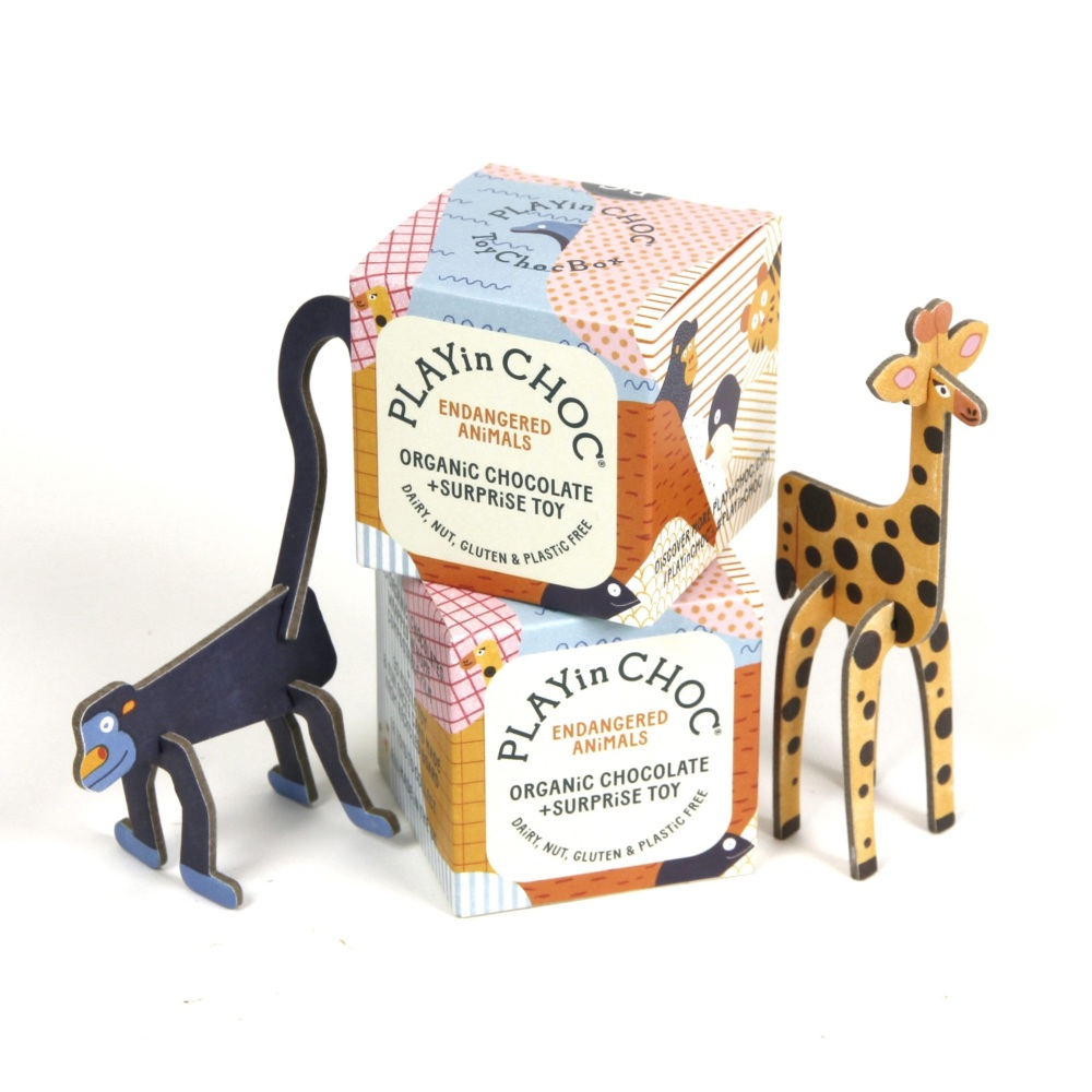 Play in Choc - Endangered Animals