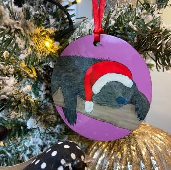 Misprint - Binturong Christmas Decoration