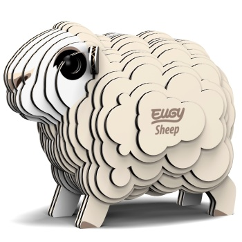 Sheep 3D Model Kit