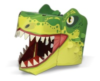 T-Rex 3D Card Mask