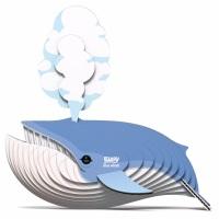Blue Whale 3D Model Kit