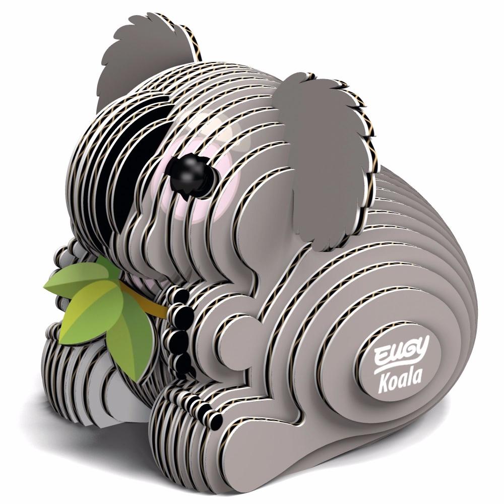 Koala 3D Model Kit