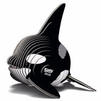Orca 3D Model Kit
