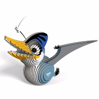 Pterosaur 3D Model Kit
