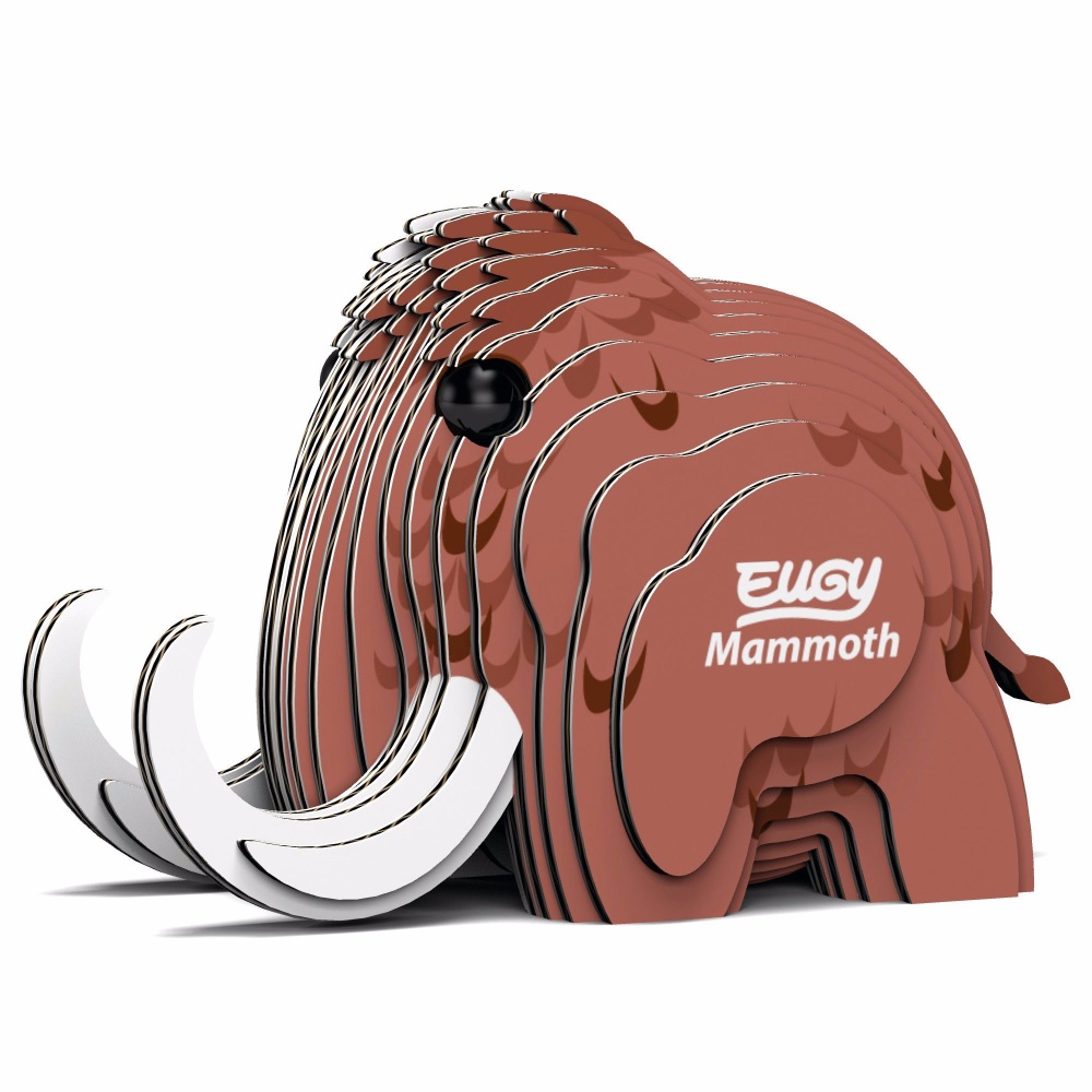 Mammoth 3D Model Kit
