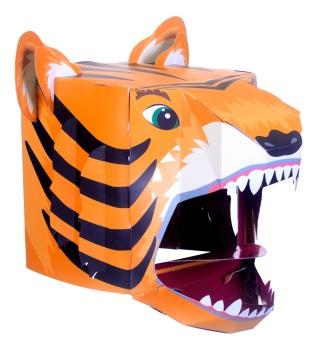 Tiger 3D Mask Kit