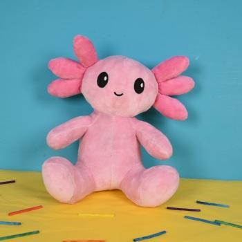 Axol the Axolotl - Pink