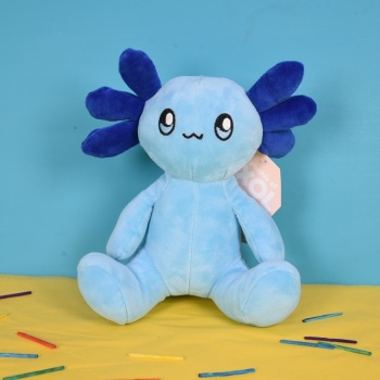 Axol the Axolotl - Blue