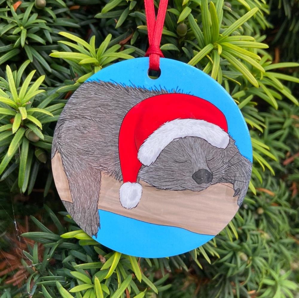 Binturong Christmas Decoration