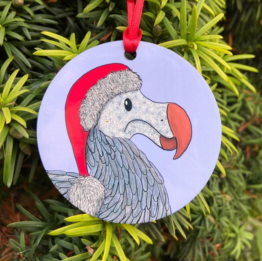 Dodo Christmas Decoration