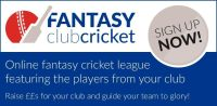 Fantasy Club Cricket 2018
