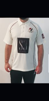 2. ADULT White Playing Shirt