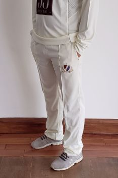 3. ADULT White Playing Trousers