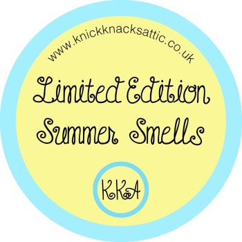 Limited Edition Wax Melts - Summer (Clearance)