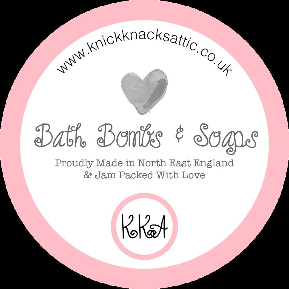 Bath Bombs & Soaps