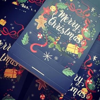 Wax Melt Advent Calendars