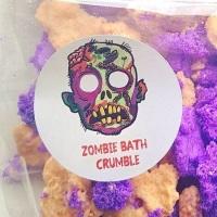 Zombie Crumble Bath Bomb