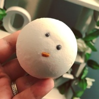 Jack Frost The Snowman Bath Bomb