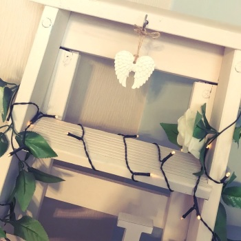 Angel Wings (Premium) Fragranced Hanging Decoration