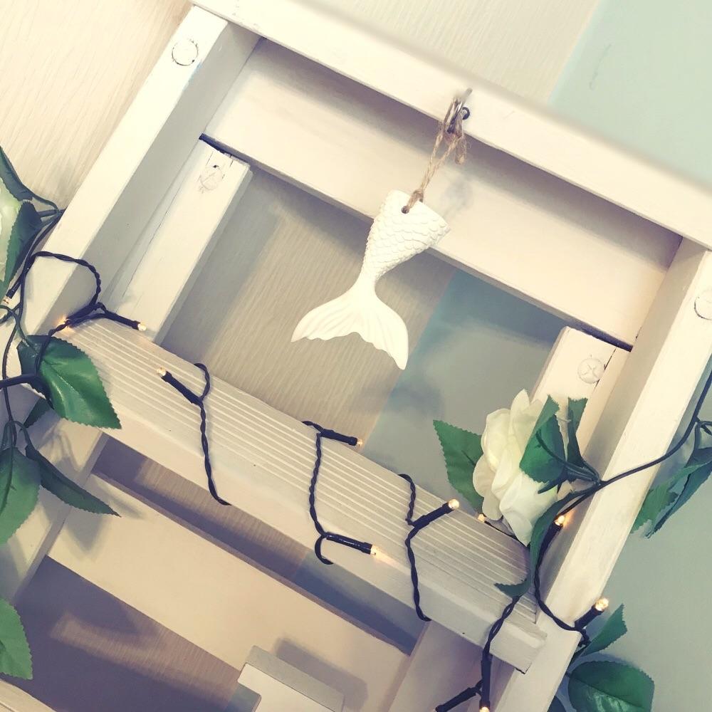 Mermaid Tail (Premium) Fragranced Hanging Decoration