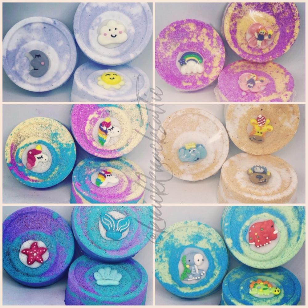 Fairy & Rainbow Bath Bomb