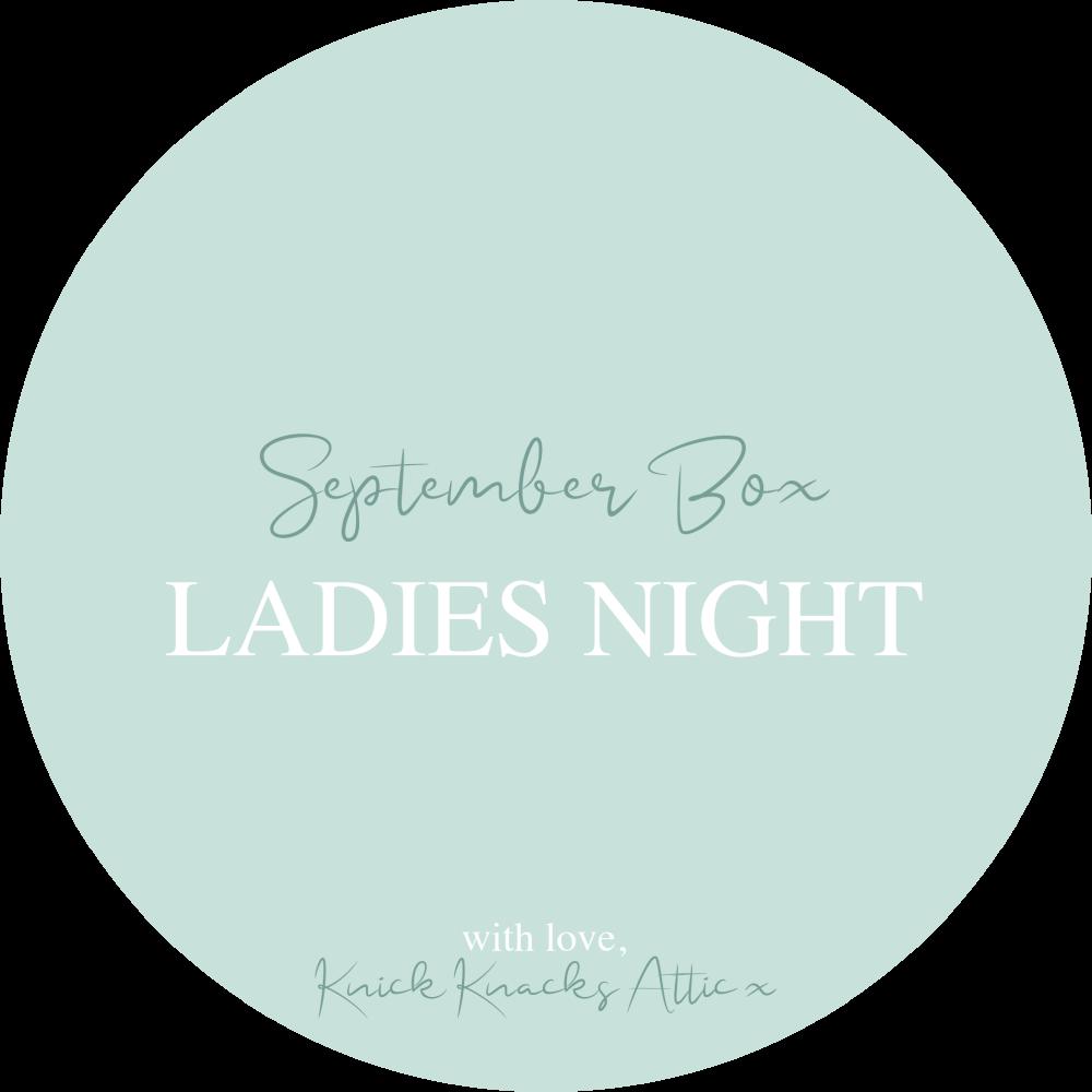 September Mystery Box