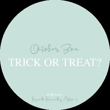 October Mystery Box