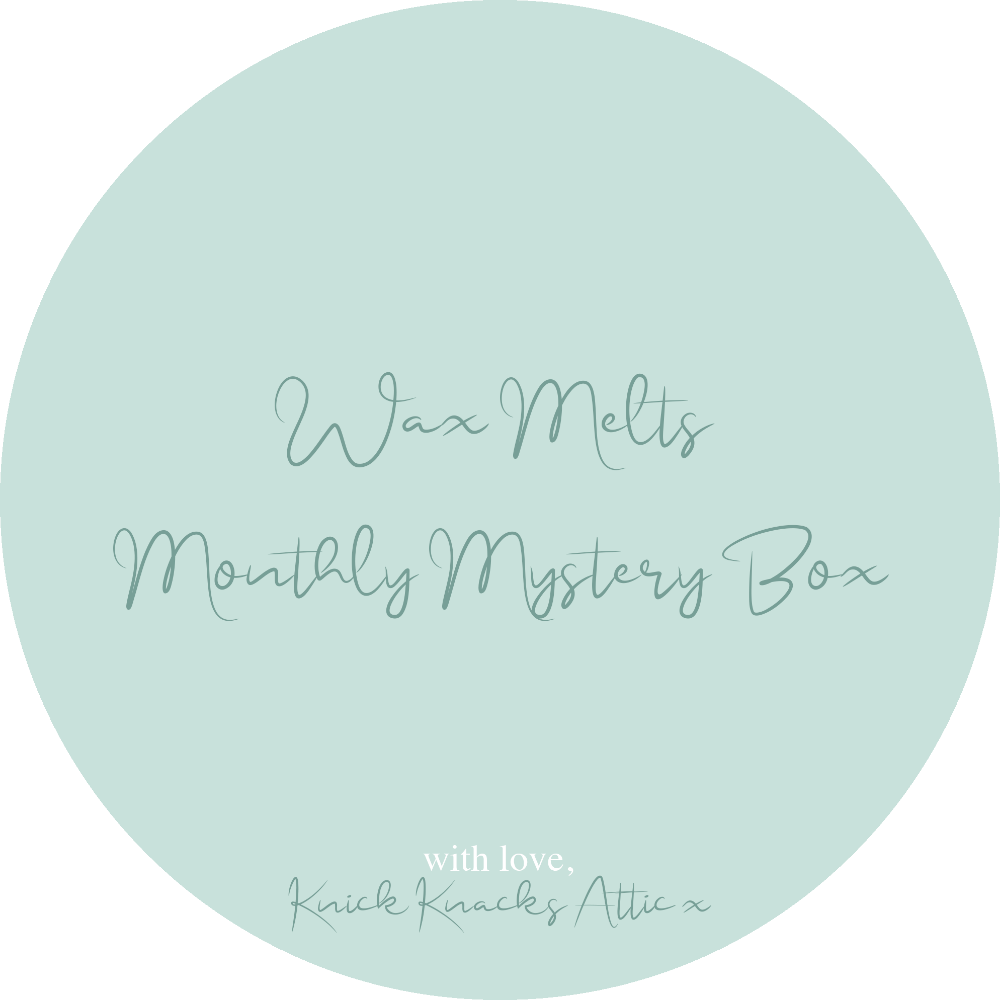 Wax Melts  Monthly Mystery Box