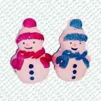 Snowman/Snowlady