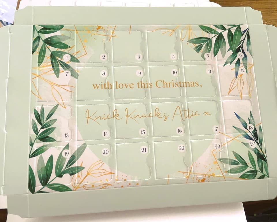 Wax Melts Advent Calendar