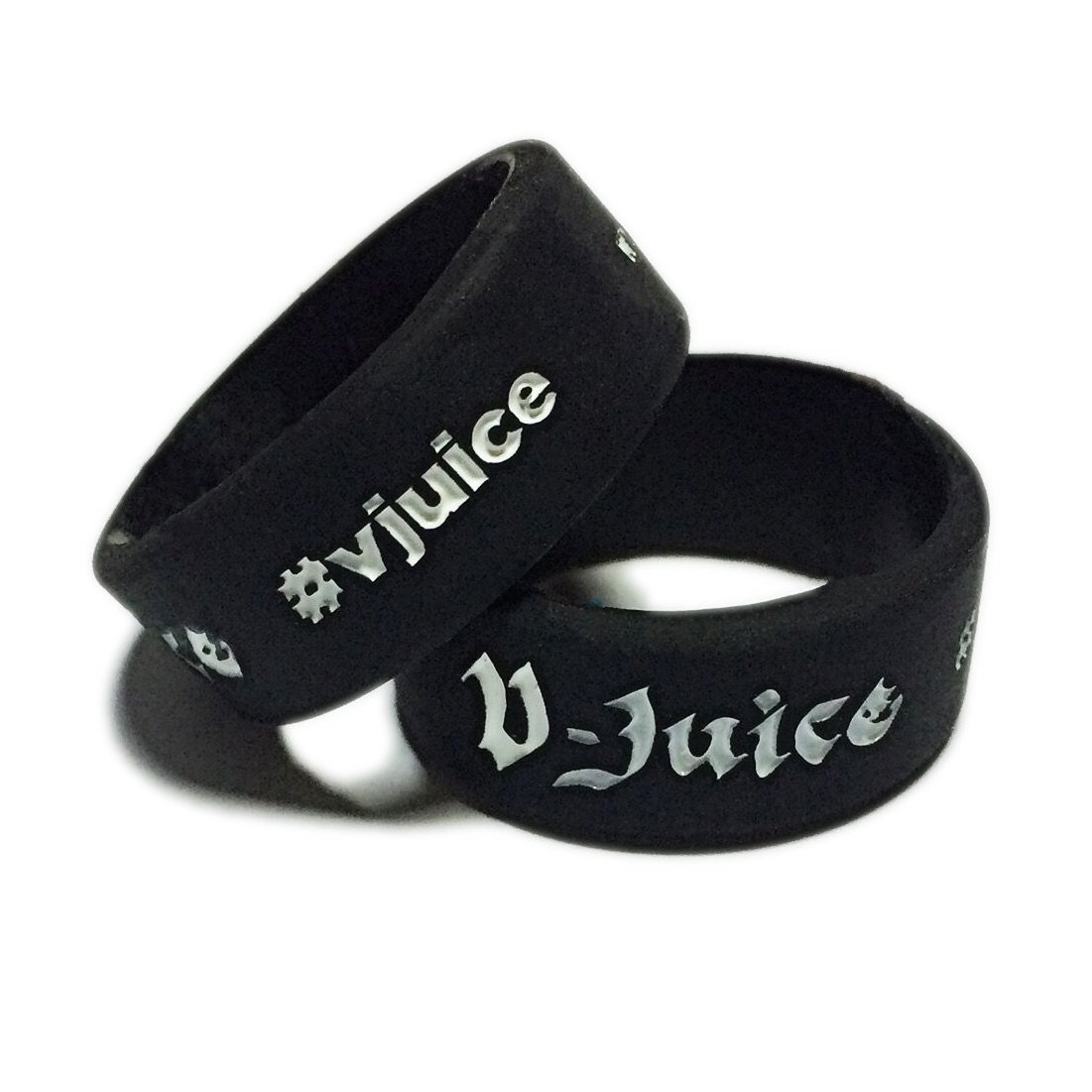 v-Juice Custom Vape Bands by VapeBands.co.uk