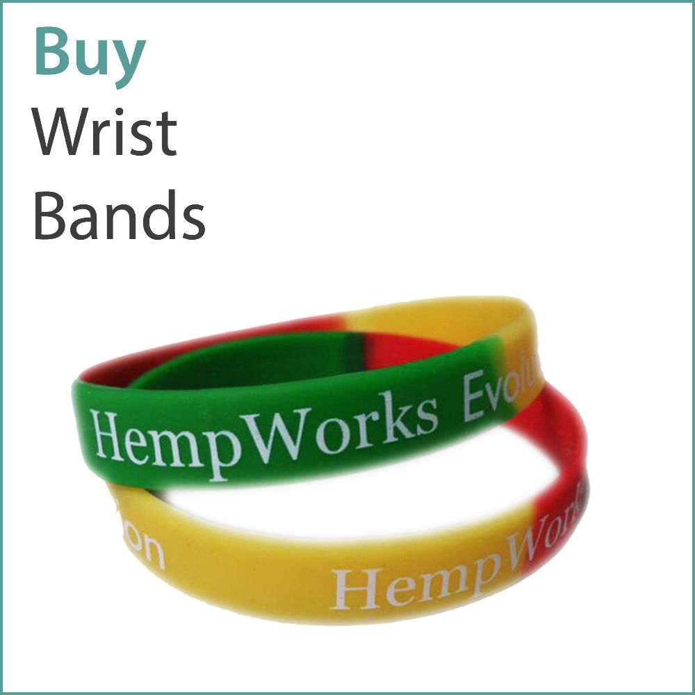 B1) Custom 12mm Wristbands