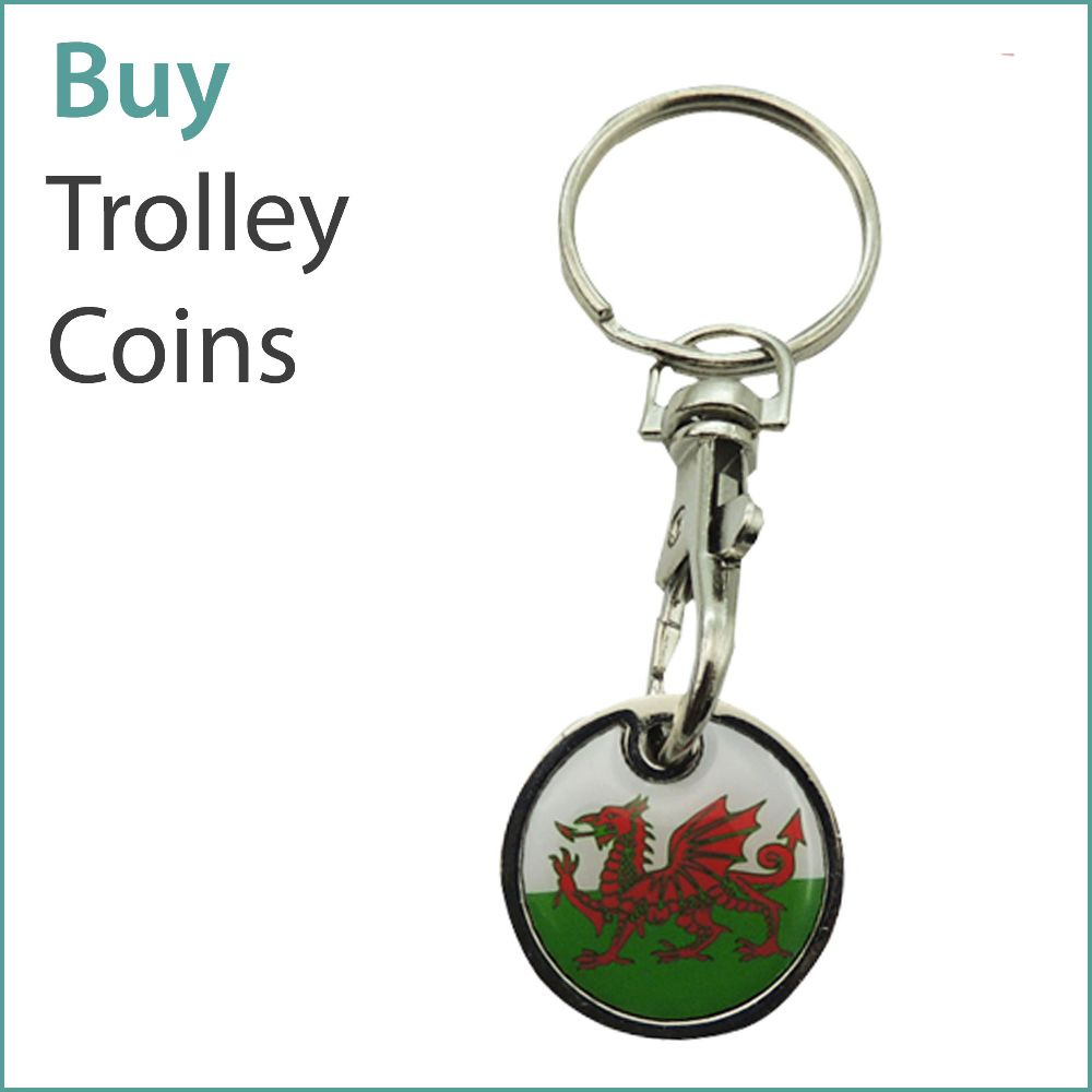 B3) Custom Trolley Coins