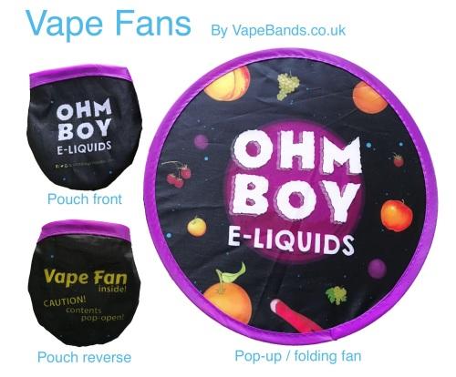 Vape Fans - Ohm Boy E-Liquids