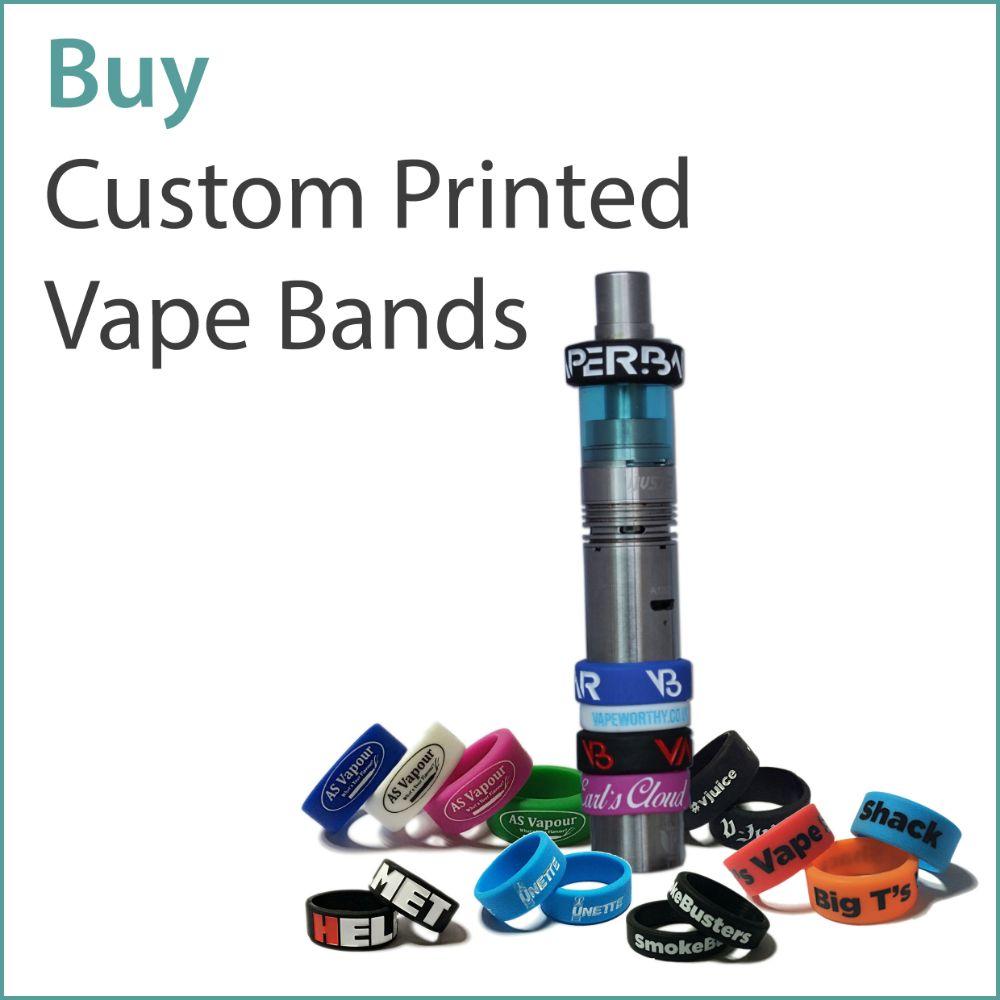 A1) Custom Vape Bands