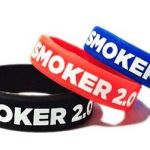 *Smoker 2.0 22mm Custom Vape Bands 2 by www.promo-bands.co.uk