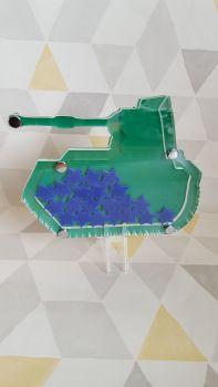 Tank Reward Drop box