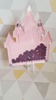 Princess Castle Reward Drop box