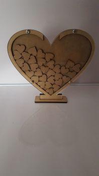 Heart Shape Reward Drop box